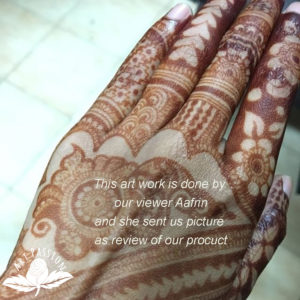 Henna powder Proffesional