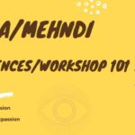 Henna/Mehndi conferences/workshop   101