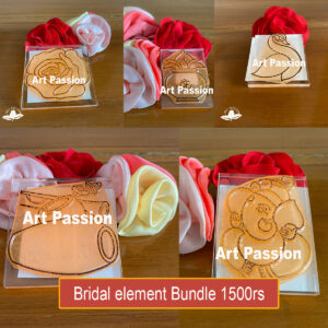 Tools – Bridal element bundle
