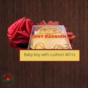 Tools – Baby boy with cushion