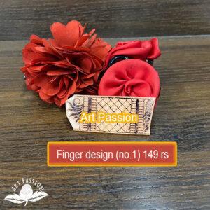 Tools – Finger design No 1