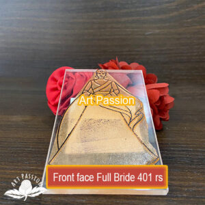 Tools – Front Face Full bride